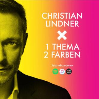 1 Thema, 2 Farben – Podcast